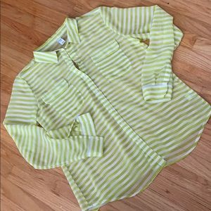Old Navy Blouse size  Large